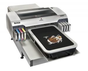 3d direct to garment printer printing