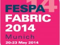 NEW FESPA Fabric 2014 logo