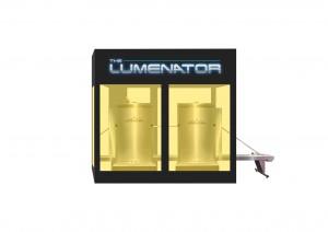 Lumenator II. Automatic exposure and development. The revolutionary next step to automate the prepress production process.