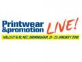 Printwear & Promotion LIVE! 2018
