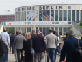 FESPA entrance