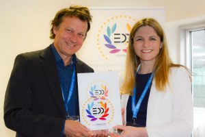 EDP Award Best Print & Cut Solution 2019