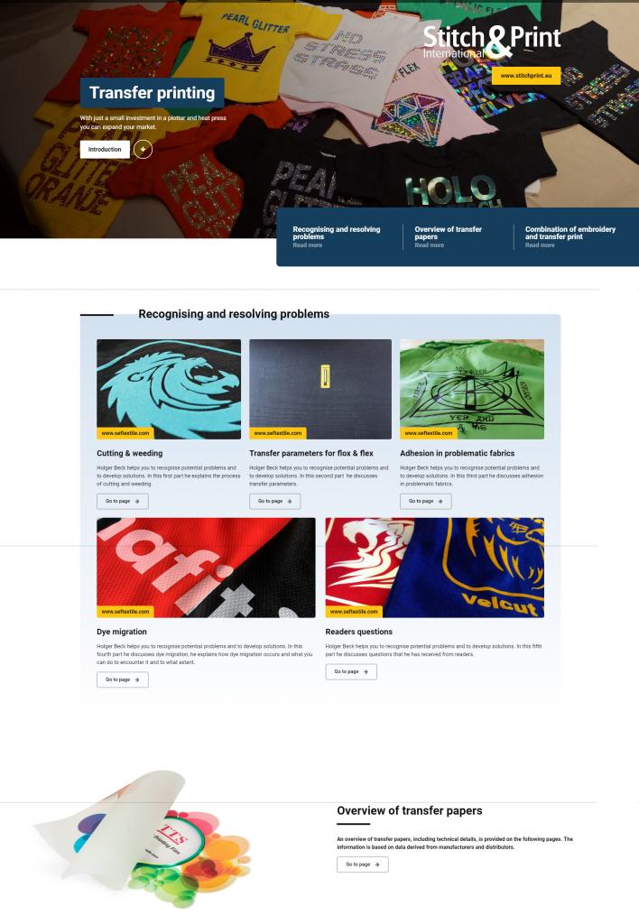Stitch & Print International free EMagazines • Stitch & Print