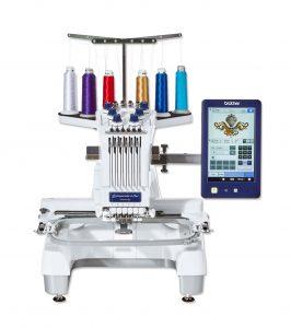 Brother PR670E 60 needle embroidery machine