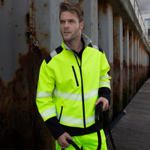 Result Workguard high visibility clothing